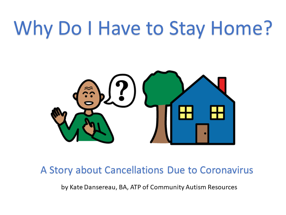 Why do I stay home? A story of cancellations due to Coronavirus PDF