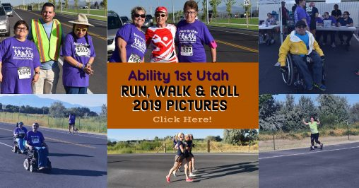 Ability 1st Utah Run, Walk, or Roll 2019 Pictures